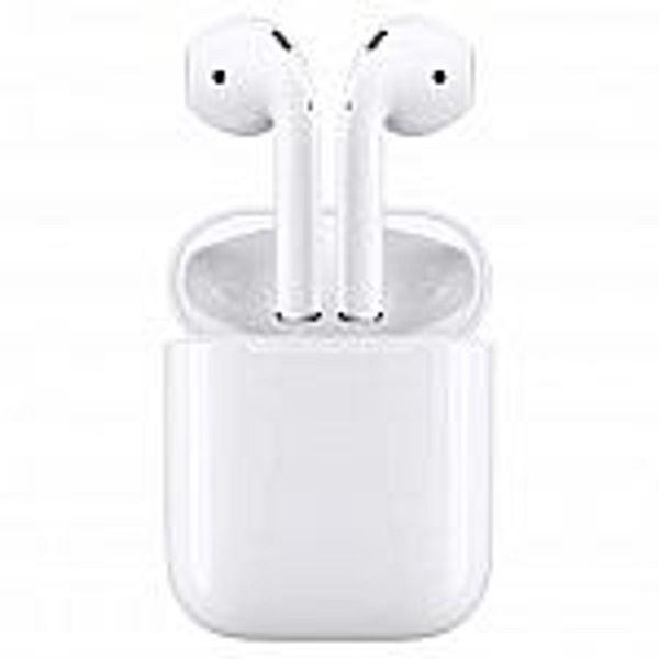 Apple AirPods Wireless Headphones with Charging Case  (2nd Gen) @Amazon