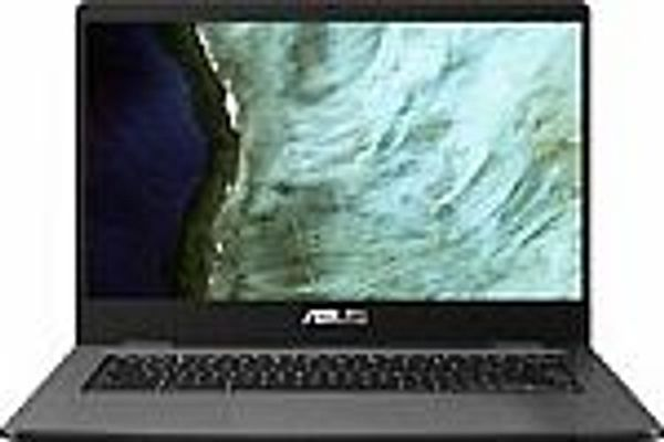 "ASUS Chromebook 14"" HD Laptop (N3350 4GB 32GB) @eBay"