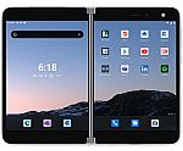 Microsoft Surface Duo 128GB dual screen device