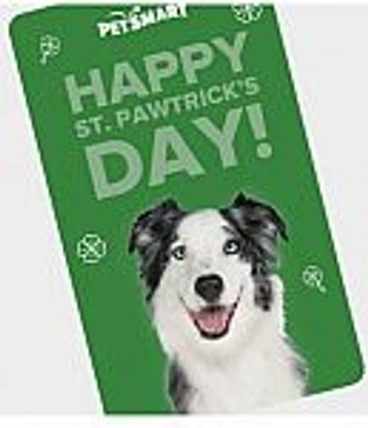 PetSmart - 17% off gift card purchase of $30 or more
