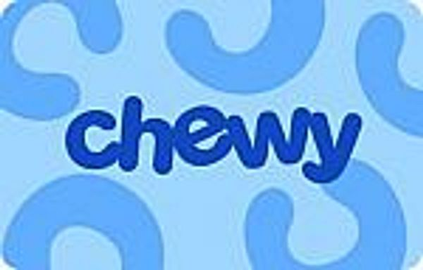 $50  Chewy e-Gift Card for $41.50