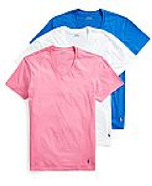 Macys - Polo Ralph Lauren Men's V-Neck Undershirt