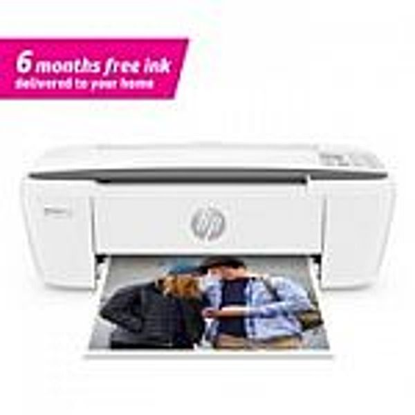 HP DeskJet 3752 Wireless All-in-One Compact Color Inkjet Printer
