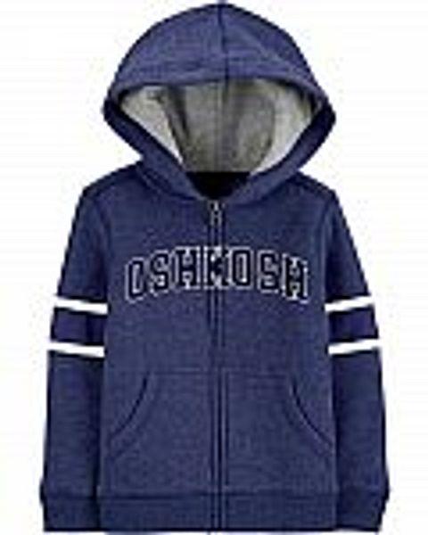 OshKosh - Logo Fleece Hoodie + Extra 20% off
