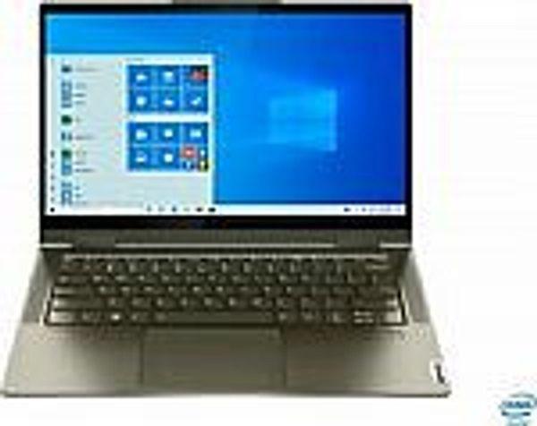 "Lenovo Yoga 7i 2-in-1 14"" FHD Touch Screen Laptop (i5-1135G7 12GB 512GB) @Bestbuy"