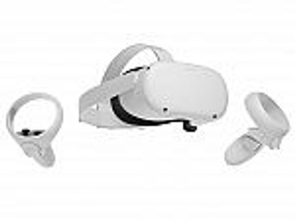 Oculus Quest 2 Advanced All-In-One VR Headset: 256GB