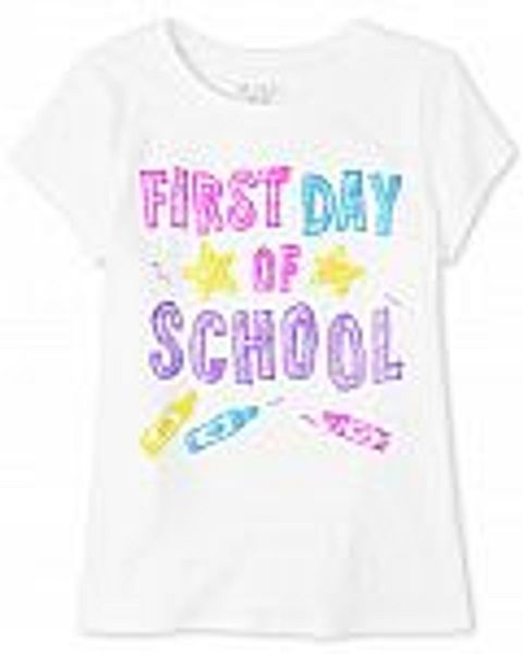Children's Place Kids T-Shirt up to 80% off Clearance