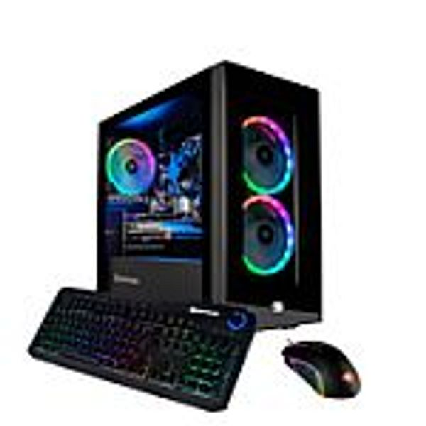 iBUYPOWER Gaming Desktop (Ryzen 5 3600 8GB 240GB GT 730)