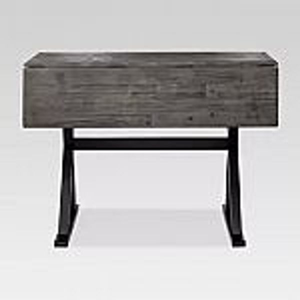 """Threshold 40"""" Drop Leaf Extendable Dining Tables"""