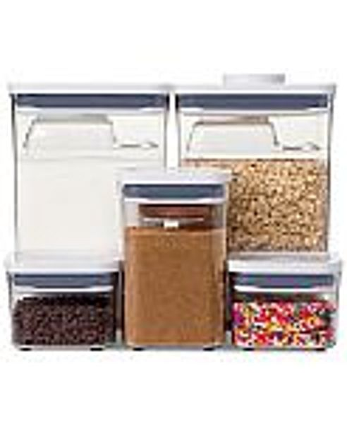 Macys - OXO 5-Pc. Storage Container Set