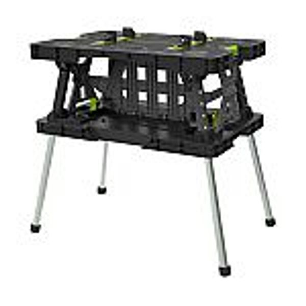 Keter Folding Work Table with Mini Clamps @Sams Club