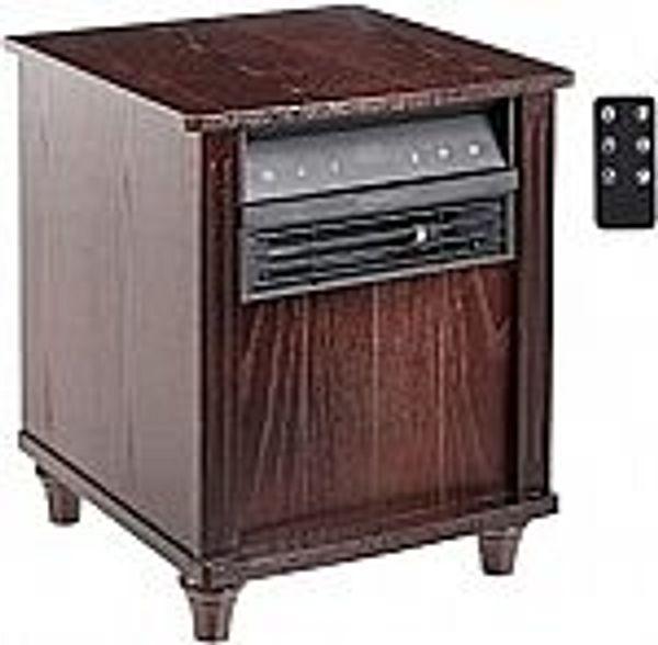Amazon Basics Cabinet Style Space Heater (New) @Woot