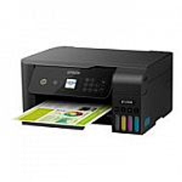 Epson EcoTank ET-2720 Wireless All-in-One Color Supertank Printer Black