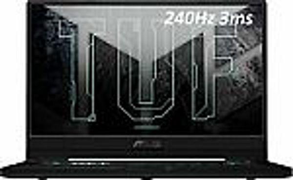 "ASUS TUF DASH 15.6"" FHD 240Hz Gaming Laptop (i7-11370H 16GB 1TB SSD RTX 3070) @eBay"