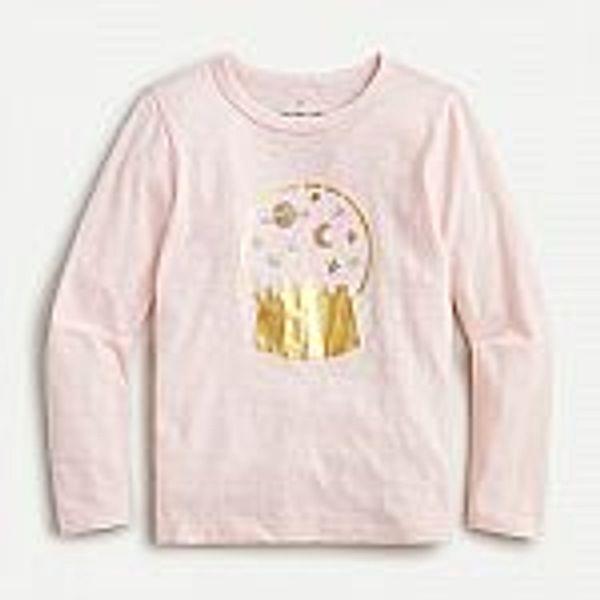 J.Crew - Girl's  Graphic T-shirt