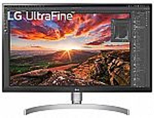 LG 27UN850-W 27 Inch Ultrafine UHD IPS Monitor