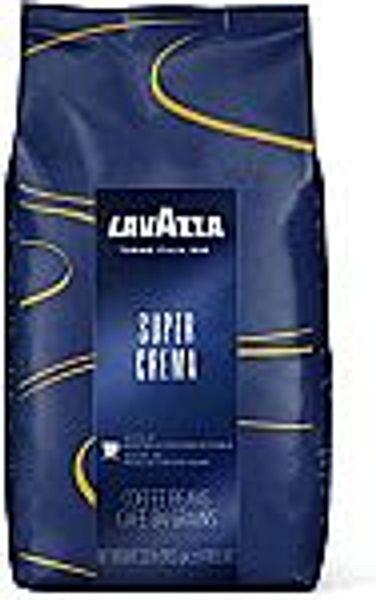 2.2-lbs Lavazza Super Crema Whole Bean Coffee Blend