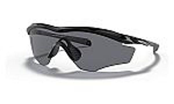 OAKLEY M2 Frame XL Polarized Black Iridium Sunglasses