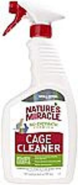 Nature's Miracle Cage Cleaner 24 fl oz