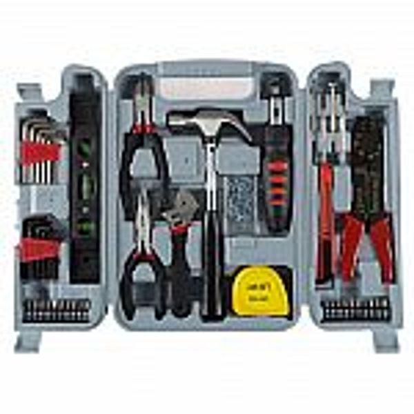 Stalwart 130-Piece Household Hand Tool Set @Walmart