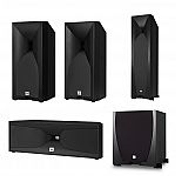 JBL Home Audio Studio 5 Bundle