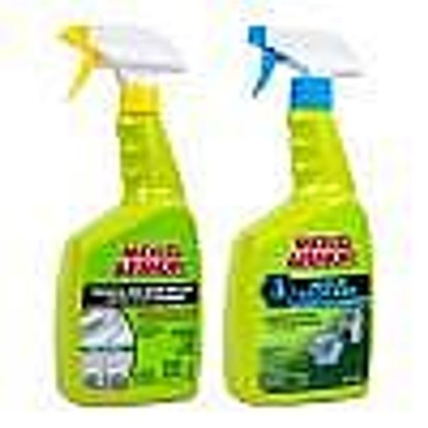 Mold Armor Mold and Mildew Killer with Quick Stain Remover and Mold Blocker Combo