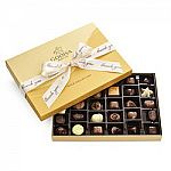 Godiva: Up to 30% off Gift Boxes