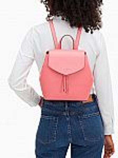 Kate Spade Lizzie Medium Flap Backpack (4 Colors)