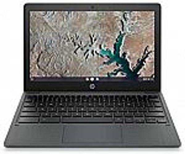 "HP 11.6"" Chromebook HD Laptop (MEDIATEK MT8183 4GB 32GB 11a-na0010nr Gray)"