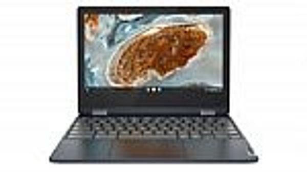 "Lenovo Chromebook Flex 3 Laptop (11.6"" IPS Touch, MediaTek MT8183, 4GB, 64GB, 82KM0003US)"