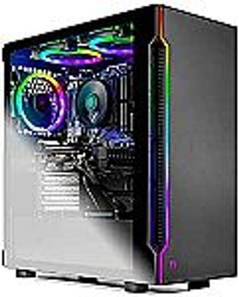 SkyTech Shadow Gaming Desktop (Ryzen 5 3600 GTX 1660 Super 1TB SSD 16GB)
