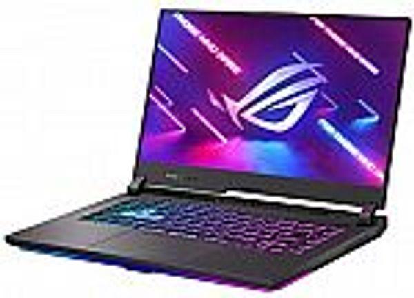 """ASUS ROG Strix G15 15.6"""" 144Hz Gaming Laptop (RTX 3060 Ryzen 9 5900HX 16GB 512GB SSD G513QM-ES94)"""