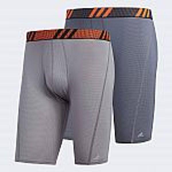 2-pk adidas Men's Sport Performance Mesh Midway Underwear