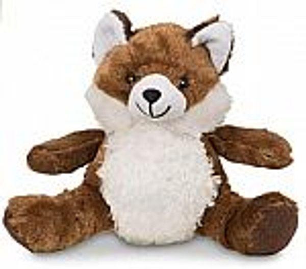 Melissa & Doug Frisky Fox Plush Toy