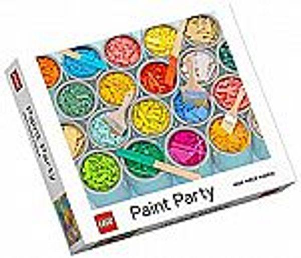 LEGO Paint Party Puzzle (1000-Pc) @Amazon