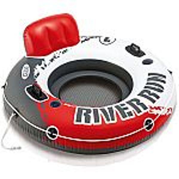 "53"" Intex Inflatable Red River Run Pool Tube @Walmart"