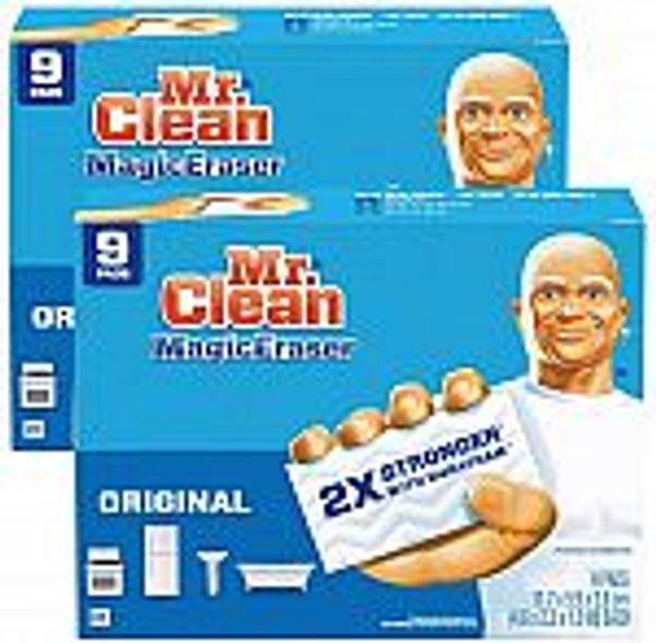 18-Count Mr Clean Magic Eraser