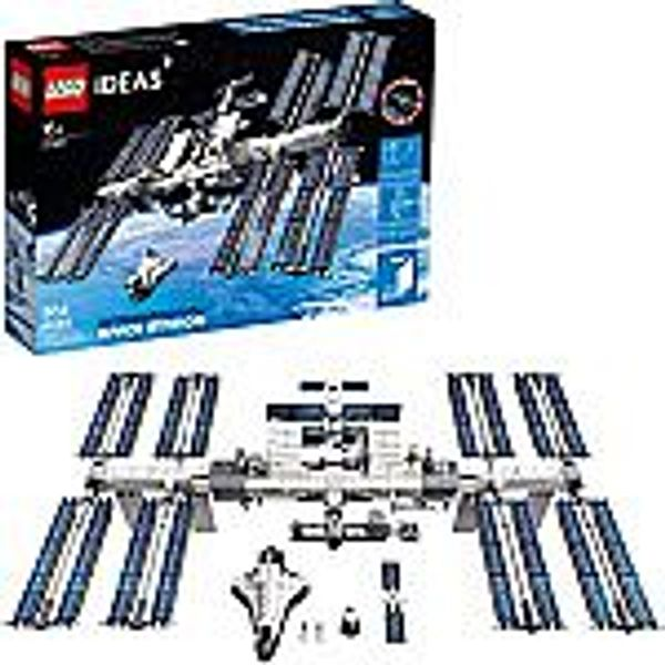 LEGO Ideas International Space Station 21321 @Amazon