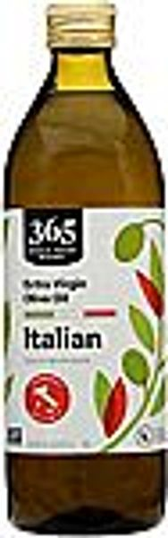 33.8 Oz Whole Foods Market Cold Processed Extra Virgin Olive Oil @Amazon