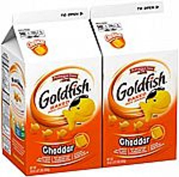 2-Ct 30-Oz Pepperidge Farm Goldfish Cheddar Crackers @Amazon