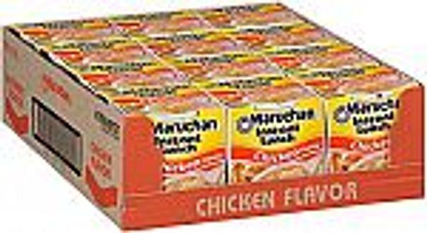 12-Pack 2.25-oz Maruchan Instant Lunch (Chicken) @Amazon