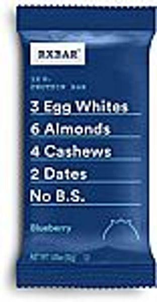 12-Pack RXBAR Protein Bar @Amazon