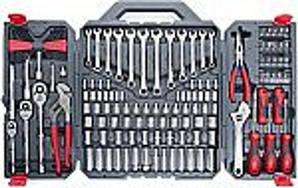 Crescent 170 Piece General Purpose Tool Set