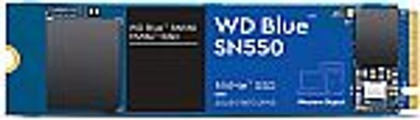 Western Digital WD Blue SN550 NVMe Internal SSD 2TB