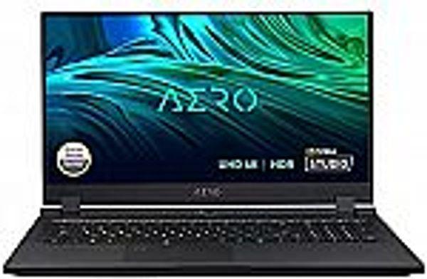 "GIGABYTE AERO 17 HDR XD 17.3"" UHD 4k Creator Laptop (RTX 3070 i7-11800H 16GB 1TB SSD XD-73US524SP)"