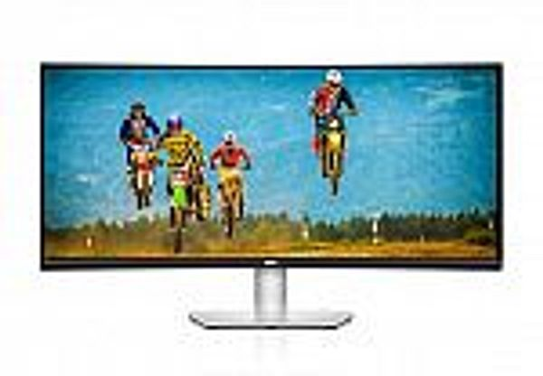 """Dell S3422DW 34"""" QHD 100Hz Curved Monitor + $50 Dell eGC"""
