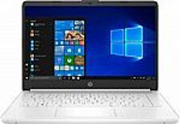 "HP Stream 14"" 14-dq0002dx HD Laptop (N4020 4GB 64GB White) @eBay"