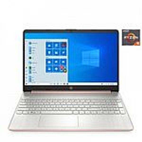 """HP 15-ef0025wm 15.6"""" HD Laptop (Ryzen 5 3500U 8GB 256GB)"""