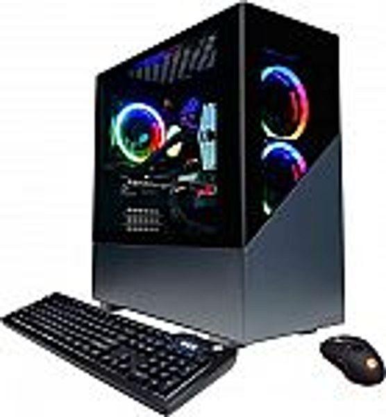 CyberPowerPC Gamer Supreme Gaming Desktop (i7-11700KF 16GB RTX 3070 1TB SSD SLC8800BST)