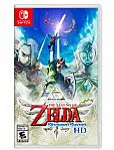 The Legend of Zelda: Skyward Sword HD (Nintendo Switch) + Bonus Exclusive Poster @Amazon